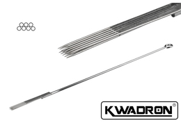 Тату иглы Kwadron 0.30мм (Soft Edge Magnum, Long Taper), поштучно
